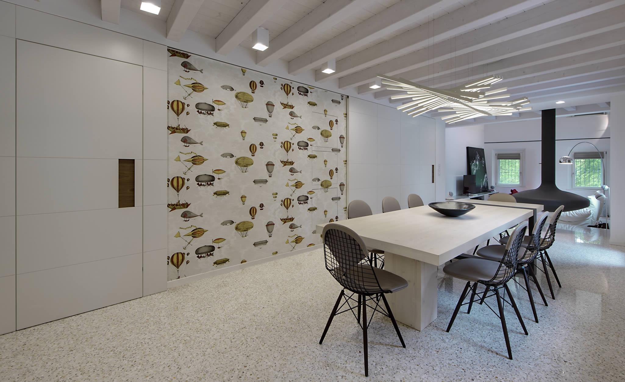 Around studio architetti milano michele mazzola for Studio design interni milano
